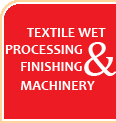 Manufacturer of Textile Wet Processing and Textile Finishing Machinery.